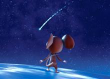 «Το ποντικάκι που ήθελε να αγγίξει ένα αστεράκι»: Ένα υπέροχο animation με την υπογραφή του Ευγένιου Τριβιζά