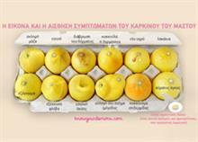 Η φωτογραφία που δείχνει με ακρίβεια τα συμπτώματα καρκίνου του μαστού