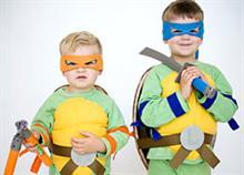 8 εντυπωσιακές αποκριάτικες στολές που μπορείτε να φτιάξετε για τον γιο σας