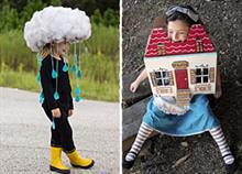 7 πρωτότυπες στολές για κορίτσια που μπορείτε να φτιάξετε σπίτι σας!