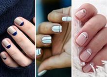14 διακριτικά και κομψά σχέδια για νύχια