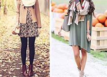 Πώς να φοράτε τα αγαπημένα σας καλοκαιρινά ρούχα (και) όταν έχει κρύο