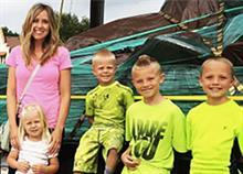 Η φράση που έσωσε τα παιδιά αυτής της μαμάς από απαγωγή
