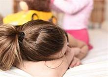 Στο μυαλό μιας μαμάς που έχει… μέρες να κοιμηθεί