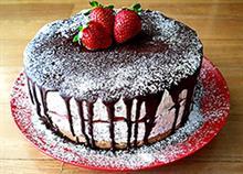 Πώς να φτιάξετε την πιο δροσερή τούρτα παγωτό cookies and cream