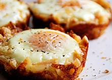 Πώς να φτιάξετε τέλεια αυγά φούρνου σε σφολιάτα