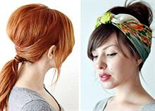 10 εύκολα χτενίσματα που κρύβουν τα άλουστα μαλλιά
