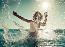 5 πράγματα που κάνουν κάθε παιδί ευτυχισμένο τα καλοκαίρια