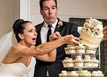 7 καθόλου μαγικές στιγμές που σίγουρα βίωσες την ημέρα του γάμου σου