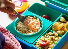 Τι να φάει στο ολοήμερο: 5 συνταγές για το ταπεράκι του παιδιού