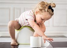 7 σωτήριες συμβουλές για να κόψει το παιδί την πάνα