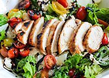 Τι τρώει μια διατροφολόγος για βραδινό