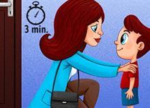 Τι είναι ο κανόνας των 3 λεπτών που μας φέρνει κοντά στα παιδιά μας