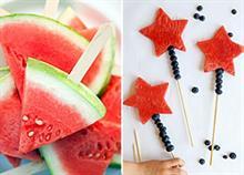 5 δροσερά καλοκαιρινά σνακ με φρούτα για παιδιά