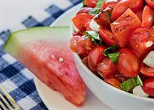 8 ιδέες για ελαφριά και καλοκαιρινά βραδινά γεύματα!