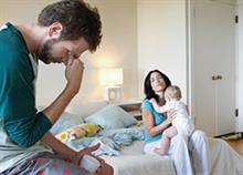 Αυτές είναι οι μεγαλύτερες ανησυχίες των νέων γονιών σύμφωνα με τους ψυχολόγους!