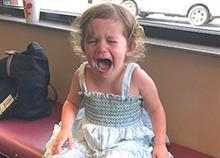 «Δεν είμαι κακό παιδί, είμαι απλώς 2 χρονών»: Ο μονόλογος ενός δίχρονου