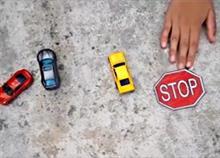 «Στη ζωή δεν παίζουμε»: Μαθητές δημοτικού σχολείου στέλνουν το δικό τους μήνυμα για να μην χαθούν άλλες ζωές στον δρόμο