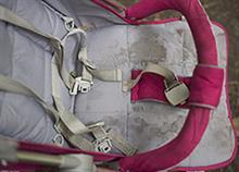Πώς να καθαρίσετε το καροτσάκι του μωρού