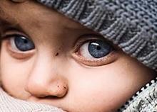 15 συγκινητικές φωτογραφίες με παιδιά του κόσμου