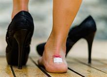 Πώς να μην σας χτυπάνε τα κλειστά παπούτσια