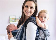 Οδηγός επιβίωσης: Μαμά με δύο παιδιά κάτω των 2 ετών