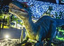 Ένα εντυπωσιακό θεματικό πάρκο δεινοσαύρων ανοίγει τις πύλες του σε λίγες μέρες στην Αθήνα