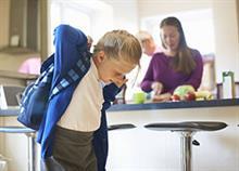 Πώς να είναι το παιδί έτοιμο πριν χτυπήσει το κουδούνι
