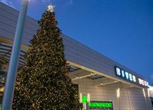 Η Christmas Land του RIVER WEST ζωντανεύει και μαγεύει μικρούς και μεγάλους