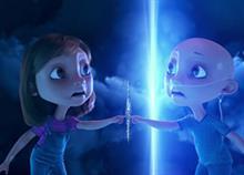 Ένα συγκινητικό animation για τους μικρούς ήρωες που δίνουν τη μάχη τους με τον καρκίνο