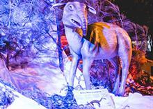 Εξερευνήστε την εποχή των Παγετώνων σε ένα νέο θεματικό πάρκο