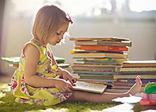 5 βιβλία για να αγαπήσουν τα παιδιά τα… βιβλία
