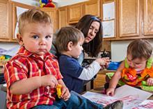 «Όταν κάνω δικά μου παιδιά, αποκλείεται να...»: 5 φορές που η ζωή μας διέψευσε