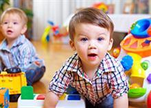 Υπερδραστήριο νήπιο: Ο λόγος που δεν χρειάζεται να ανησυχείτε