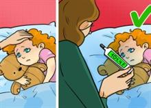 8 συνηθισμένα λάθη που κάνουν όλοι οι νέοι γονείς!