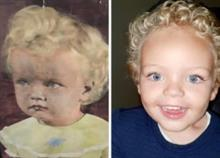 14 εγγόνια που είναι φτυστά η γιαγιά τους και οι φωτογραφίες τους το αποδεικνύουν!