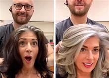 Γυναίκες αφήνουν άσπρα τα μαλλιά τους και το αποτέλεσμα είναι εντυπωσιακό!