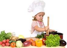 10 τρόποι για να πείσετε το παιδί να φάει λαχανικά