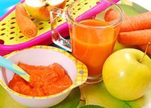 10 συνταγές για τα πρώτα γεύματα του μωρού σας