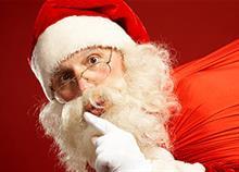 Στολές και συμβουλές για να ντυθείτε Άγιος Βασίλης