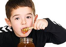 Το μέλι στην παιδική διατροφή