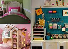 15 ιδέες διακόσμησης για το παιδικό και εφηβικό δωμάτιο