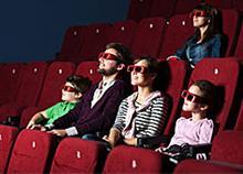 Πότε να (πρωτο)πάτε το παιδί σινεμά και τι να προσέξετε