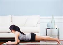 10 αποτελεσματικές ασκήσεις για πολυάσχολες μαμάδες