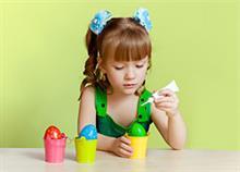 Πασχαλινές χειροτεχνίες για παιδιά