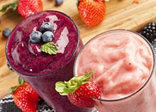 Συνταγές για απολαυστικά smoothies και milkshakes