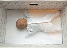 Γιατί τα μωρά των Φινλανδών κοιμούνται σε χαρτόκουτα;