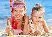 Ασφάλεια στη θάλασσα με τα παιδιά: Τι να προσέξετε