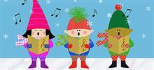 Χριστουγεννιάτικα τραγούδια για παιδιά: 10 αγαπημένες μελωδίες!