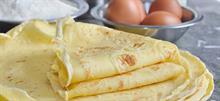 Πώς να φτιάξετε κρέπες εύκολα και γρήγορα!